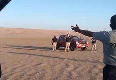 Tacna: Policía peruana impide ingreso al país de extranjero que transitaba por paso irregular