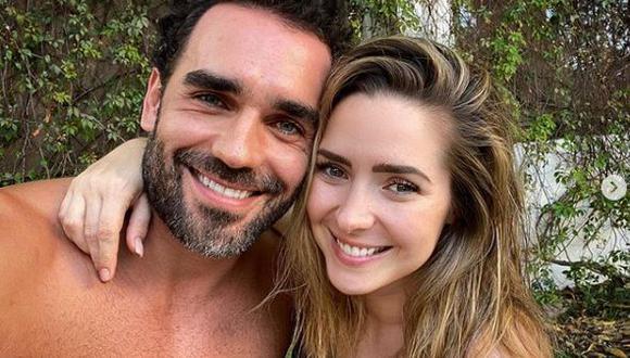 La actriz mexicana ha dicho que su novio no es celoso y la felicitó por esa oportunidad. Sin embargo, el proyecto no se llegó a concretar (Foto: Instagram / Ariadne Díaz)