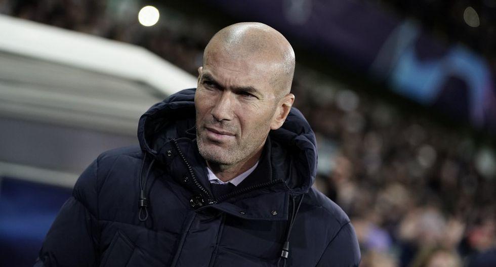 Zinedine Zidane ha salido ileso de cuatro visitas al Camp Nou. (Foto: AFP)