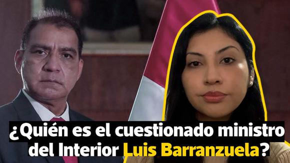 Who is the Interior Minister Louis Barranca?  - LPD