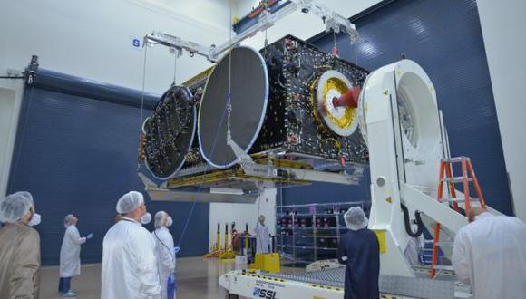 Nuevo satélite mejorará la comunicación de América Latina