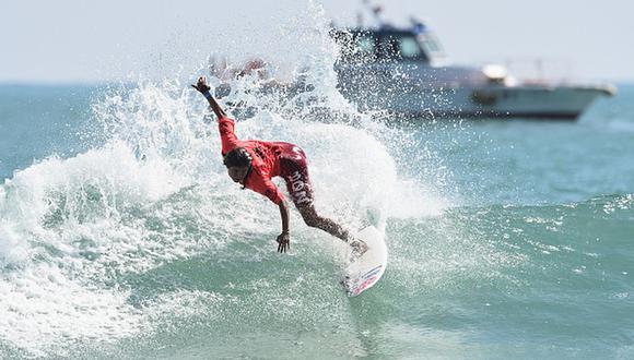 Sofía Mulanovich ganó los World Surfing Games del 2019. (Foto: Getty Images)