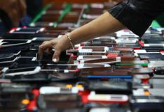 Osiptel bloqueó 1.7 millones celulares con códigos IMEI inválidos