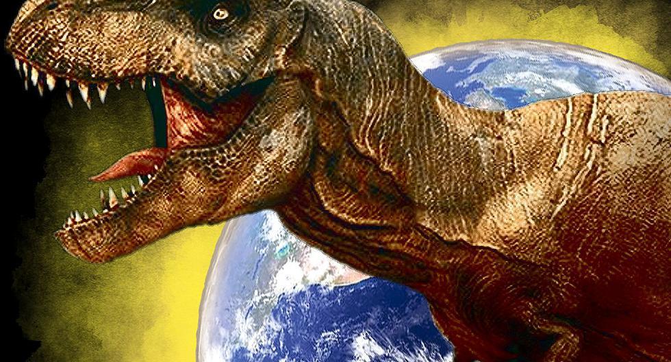 Esta semana Tomás Unger nos explica el contexto en el que aparecieron los dinosaurios en la Tierra. (Ilustración: Víctor Aguilar)