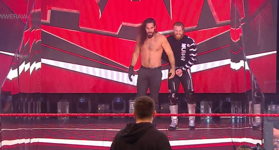 Revive los mejores momentos del WWE Monday Night Raw | Fotos: WWE