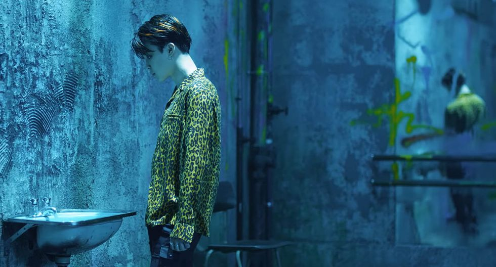 "Escenas de ""Fake Love"", nuevo video del grupo BTS. (Foto: Captura de pantalla/ YouTube)"