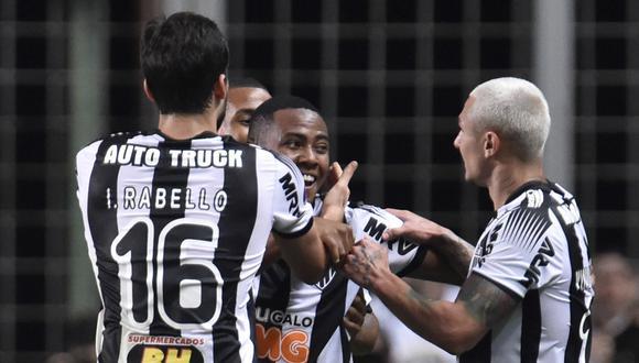 Atlético Mineiro y Avaí se enfrentarán por el Brasileirao. Conoce los horarios y canales de todos los partidos de hoy, lunes 23 de septiembre. (AFP)