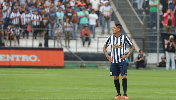 Paolo Guerrero enfrentará por primera vez a un club peruano este miércoles por la Copa Libertadores. (Foto: GEC).