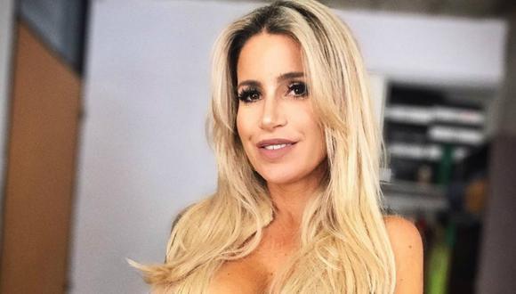 La actriz argentina de 45 años se hizo conocida por interpretar a Moni Argento en la telecomedia Casados con hijos y otras producciones. (Foto: Instagram)