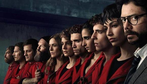 """La casa de papel"" está próxima a estrenar su quinta temporada. (Foto: Netflix)"
