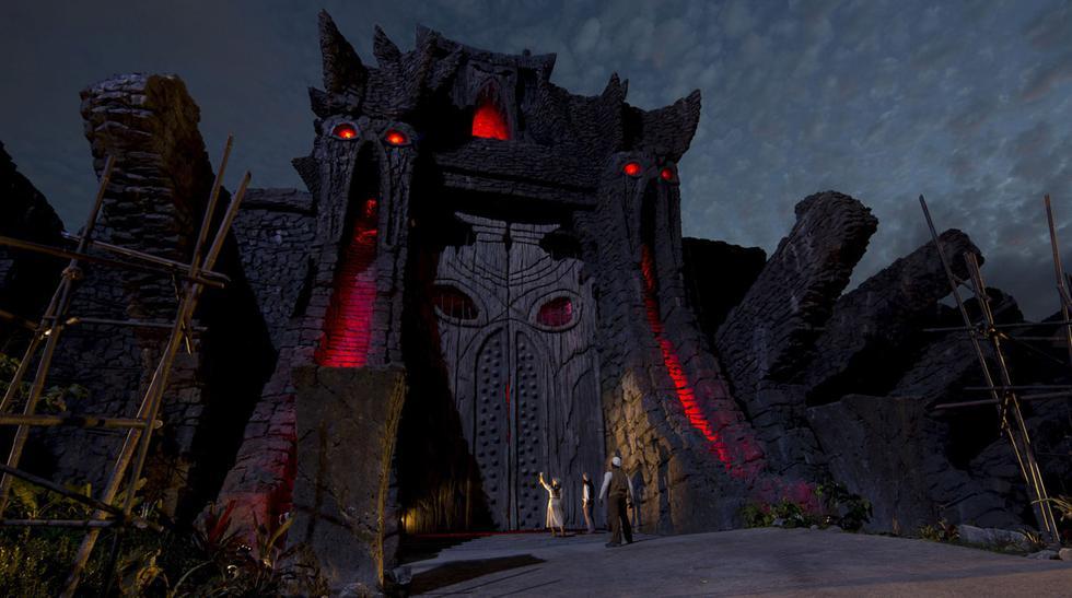 Así será la atracción de King Kong en Islands of Adventures - 1