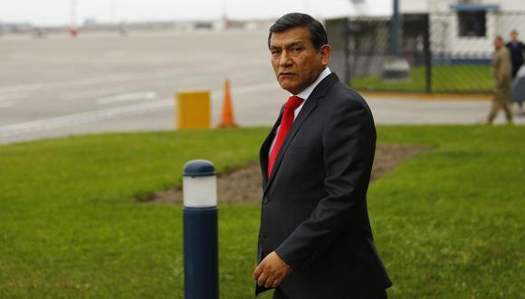 Desde que en octubre del 2018 asumió como ministro del Interior, Carlos Morán ha tomado más de una decisión controvertida.  (Foto: Hugo Curotto / GEC)