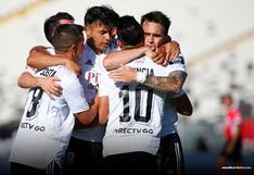 Colo Colo derrotó 1-0 a Everton y escapó provisionalmente del último lugar