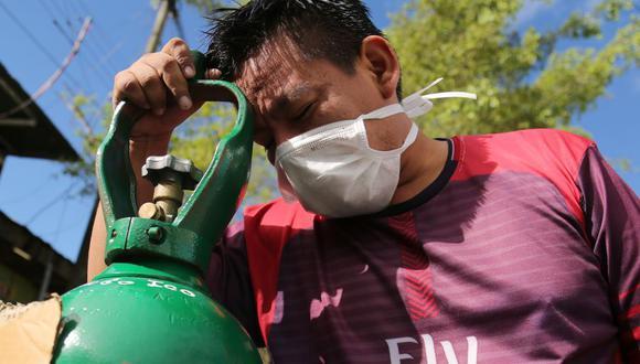 Se registran 103 más muertes este año cuando todavía quedan cinco meses más por delante. (Foto: Cesar Von BANCELS / AFP).