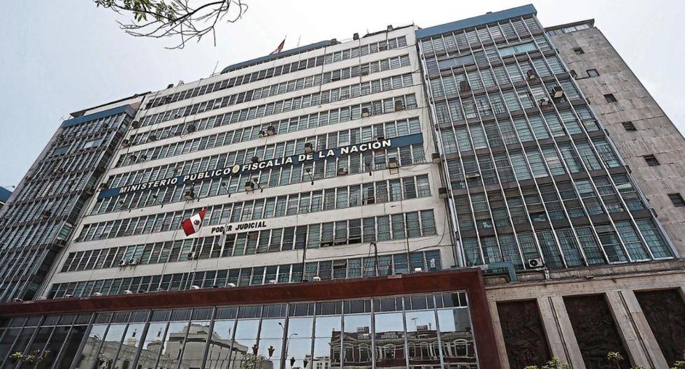 """A través de un comunicado publicado, el Ministerio Público precisó que la suspensión de las labores por el estado de emergencia no afectará a los """"servicios esenciales"""" (Foto: GEC)"""