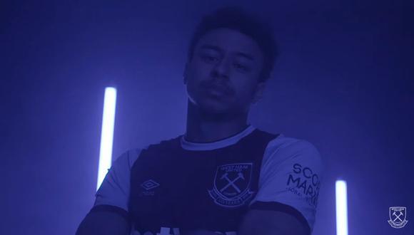 Jesee Lingard jugará en West Ham United esta temporada 2021. (Foto: West Ham)