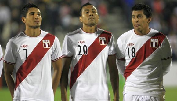 Perú plantearía así el partido ante Inglaterra en Wembley