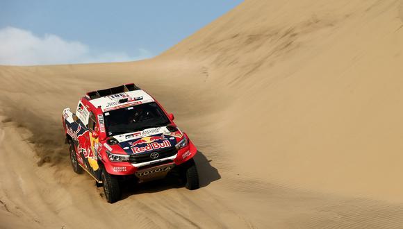 EL Dakar 2019 tendrá 10 etapas y pasará por Lima, Pisco, San Juan de Marcona, Arequipa y Moquegua. (Foto: Reuters).