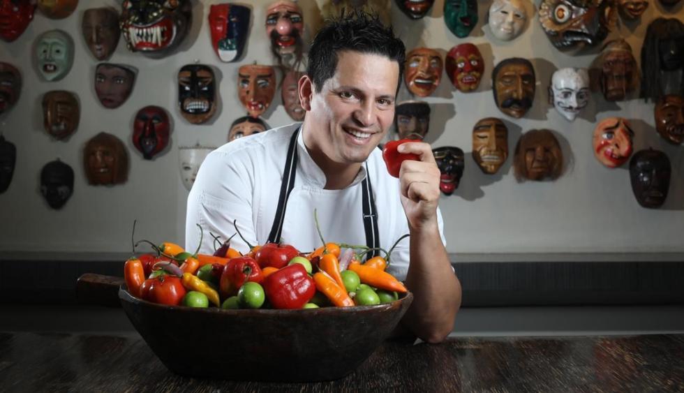 Flavio Solórzano es uno de los cocineros peruanos más reconocidos. (Foto: El Comercio)