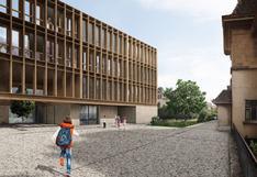 La Escuela de Arquitectura de Lima anuncia concurso para prácticas de la especialidad en Francia