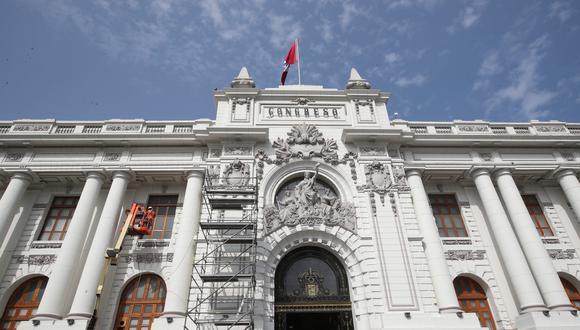 El Congreso votará mañana si deroga la Ley de promoción agraria. (Foto: Juan Ponce   GEC)