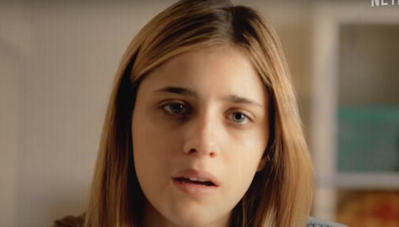 """Benedetta Porcaroli interpretó a Chiara en las tres temporadas de """"Baby"""" (Foto: Netflix)"""