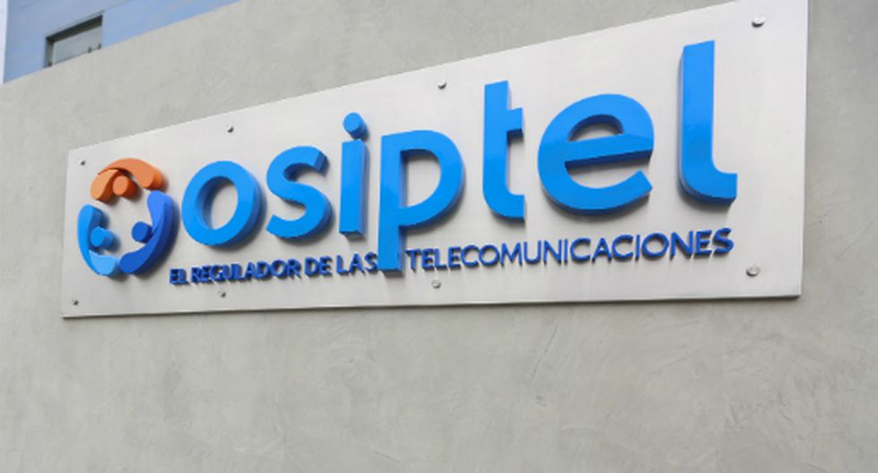 El Osiptel emitió un informe sobre interrupciones en los servicios de telecomunicaciones. (Foto: GEC)