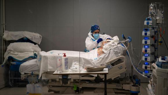 Coronavirus en España | Últimas noticias | Último minuto: reporte de infectados y muertos hoy, miércoles 16 de junio del 2021. | Covid-19 | (Foto: PIERRE-PHILIPPE MARCOU / AFP).