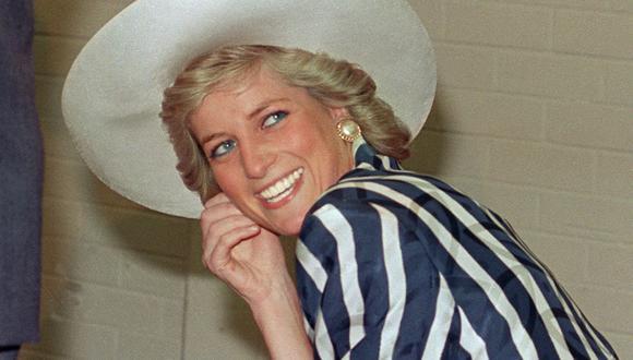 La Princesa Diana fue una de las mujeres destacadas que marcó el mundo de la moda y miles de corazones en el mundo. (AFP)