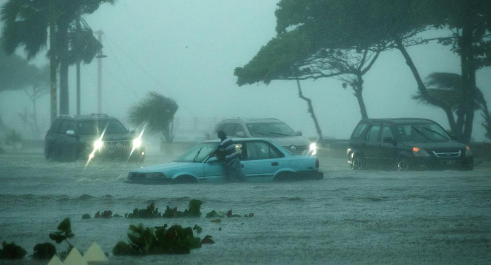 Dominican Republic: Tropical Storm Fred leaves people without water and electricity