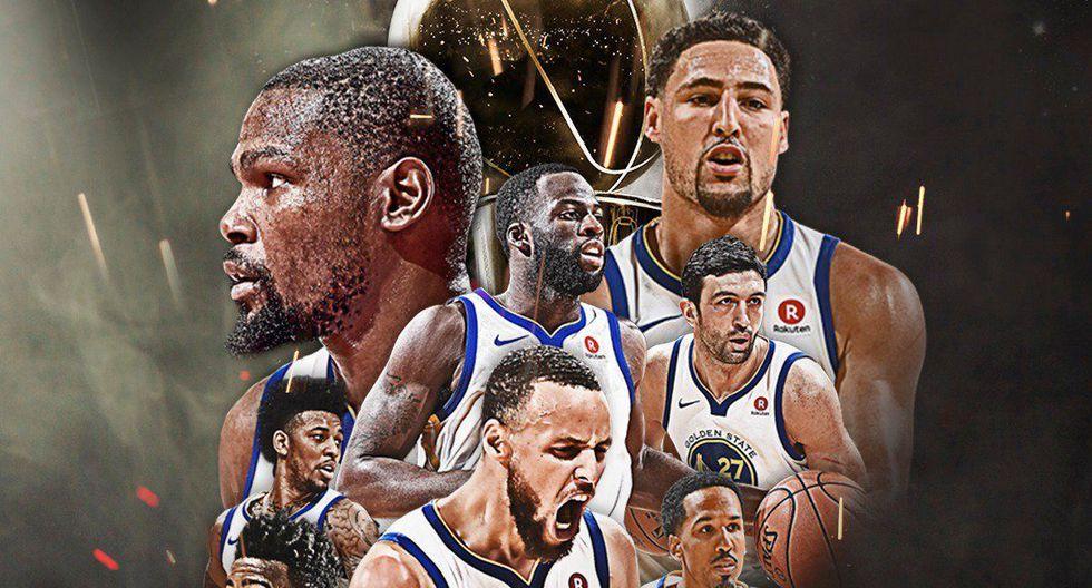 Cleveland Cavaliers nunca fueron rival para los Golden State Warriors que se coronan por segundo año consecutivo. LeBron James se despidió entre aplausos del Quicken Loans Arena. (Foto: NBA)