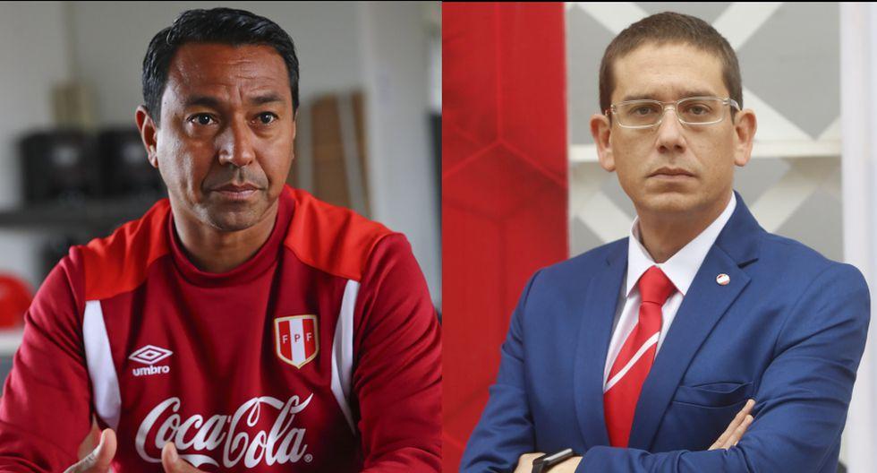 Nolberto Solano peleó con Jaime Chincha por intervención del exfutbolista en pleno toque de queda