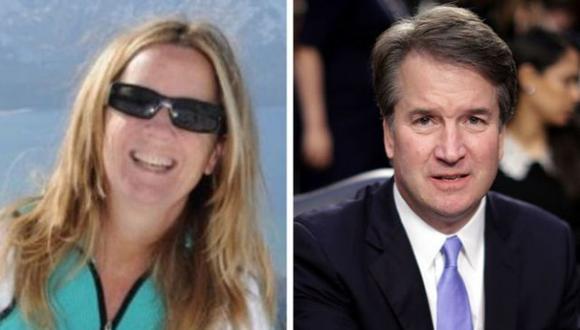 Mujer que acusa al candidato de Trump a la Suprema acepta testificar ante el Senado (Foto: Difusión)