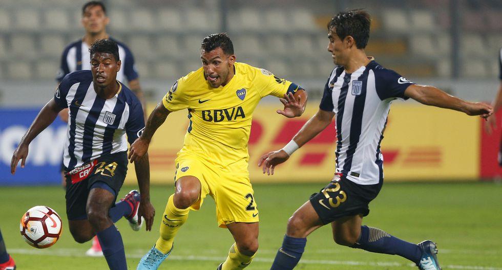 Alianza Lima igualó sin goles ante Boca Juniors en el inicio de la Copa Libertadores 2018. (Foto: USI)