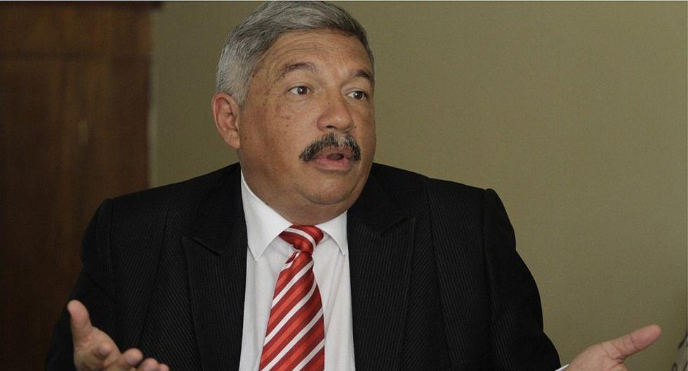 Alberto Beingolea lleva el número 1 de la lista por Lima del Partido Popular Cristiano. (Foto: GEC)