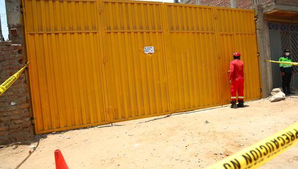 Policía Nacional y Ministerio Público tendrán que investigar muerte de jóvenes en un pozo, según Bomberos. (Foto: Hugo Curotto / @photo.gec)