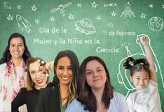 Día de la mujer y la niña en la ciencia: Cinco influencers científicas que puedes seguir en Instagram