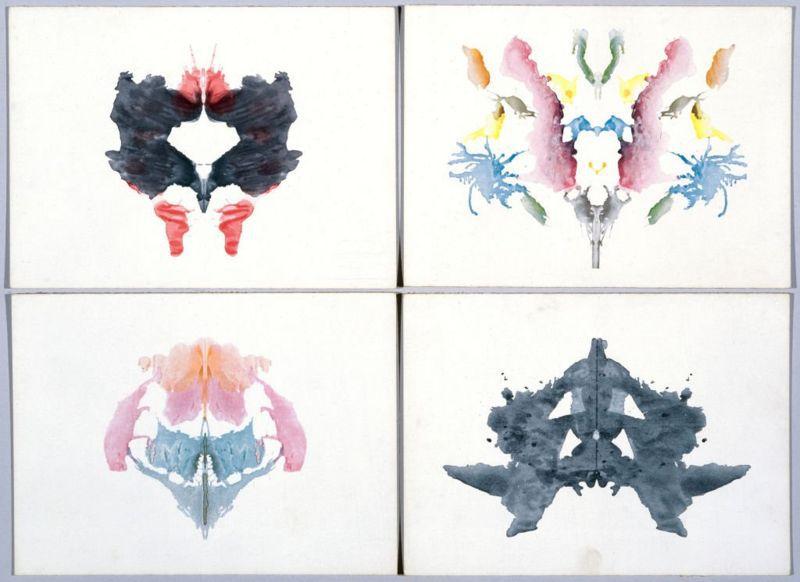 Las pruebas de Rorschach fueron uno de los métodos que se utilizaron para analizar a los criminales de guerra. (Getty Images).