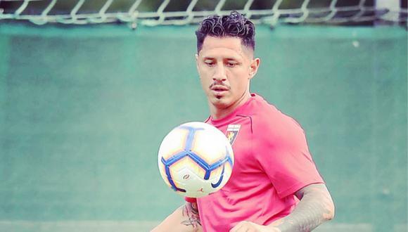 Gianluca Lapadula tuvo contacto con Ricardo Gareca, técnico de la selección peruana. (Foto: Genoa)