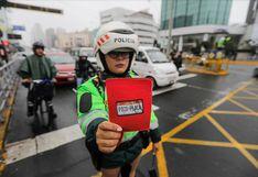 'Pico y placa' en Lima, HOY jueves 23 de enero de 2020: evite multas siguiendo estas indicaciones
