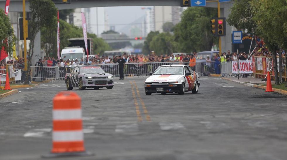 Siente la adrenalina drifting en el Street Drift Toyota - 3