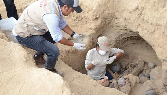 Todas las muestras que se analizaron en este estudio derivan de colaboraciones con arqueólogos en Perú, Bolivia y Chile.