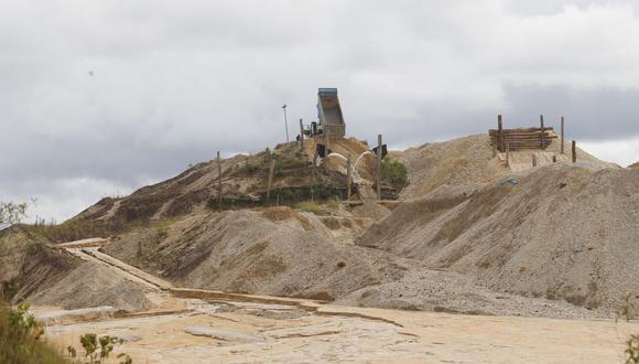 El objetivo es formalizar la pequeña minería y la minería artesanal. (Foto: GEC)