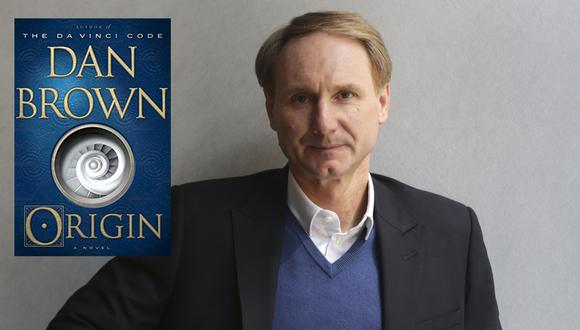"Dan Brown saltó a la fama con la novela ""El código Da Vinci"". (Foto: AP)"