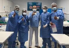 """Daniel Lazo confirma que su padre venció al coronavirus: """"Lo peor ya ha pasado"""""""