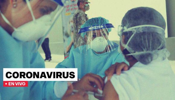 Últimas noticias sobre Covid-19, miércoles 7 de julio, vacunaciones, cronogramas y cifras.
