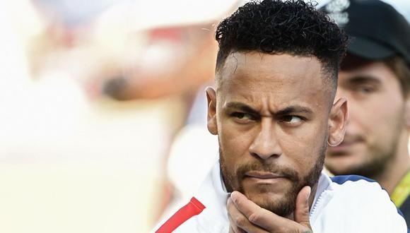 Con Neymar y Navas como titulares, e Icardi en el banco, PSG enfrentó al Estrasburgo por la Ligue One | Foto: Agencias