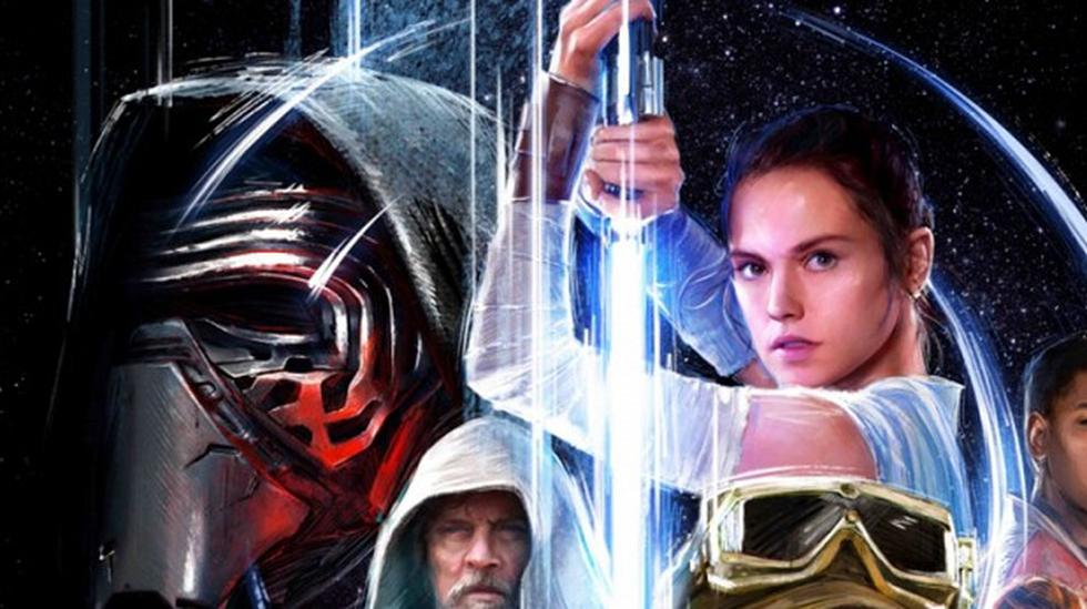 """Star Wars: Episodio 8"": director comparte nueva foto del set - 1"