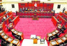 Esta es la relación de postulantes al Tribunal Constitucional que superaron la etapa de tachas en el concurso público