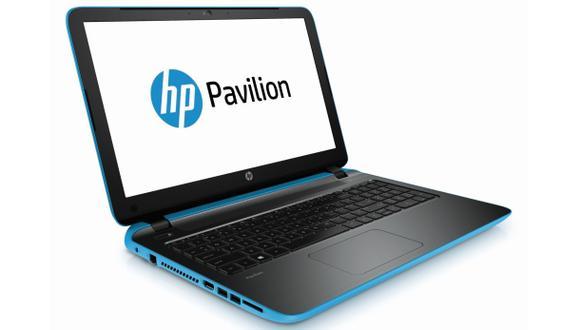 Evaluamos la HP Pavilion 15-p002la